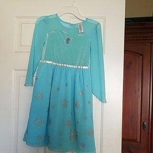 Disney Frozen Girls Dress